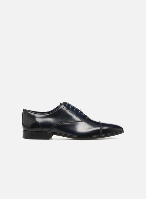 Chaussures à lacets Azzaro RAEL Bleu vue derrière