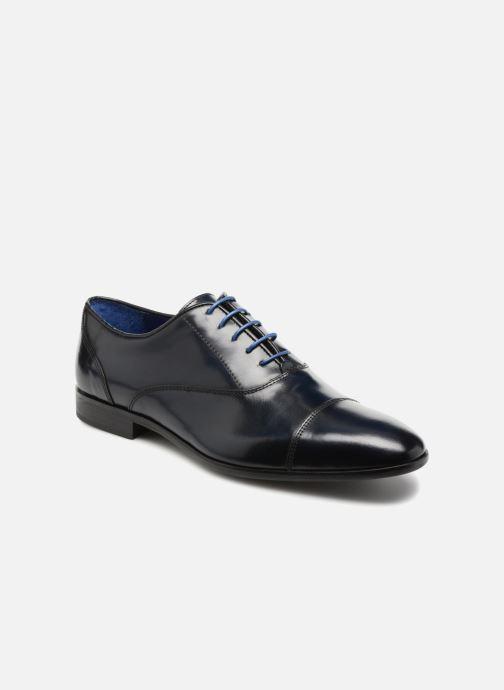 Chaussures à lacets Azzaro RAEL Bleu vue détail/paire