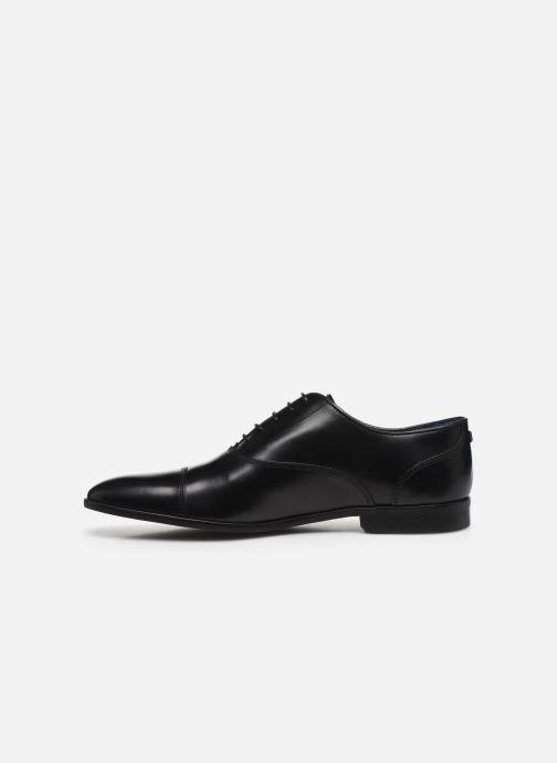 Chaussures à lacets Azzaro RAEL Noir vue face