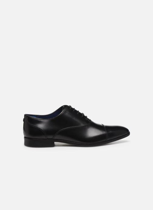 Chaussures à lacets Azzaro RAEL Noir vue derrière