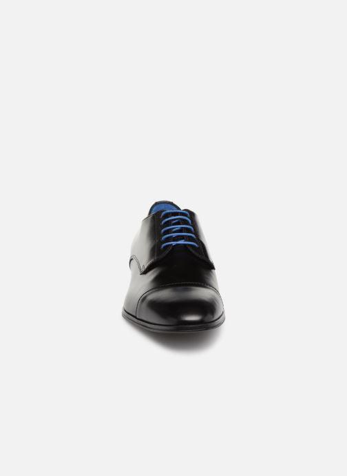 Chaussures à lacets Azzaro REMAKE Noir vue portées chaussures