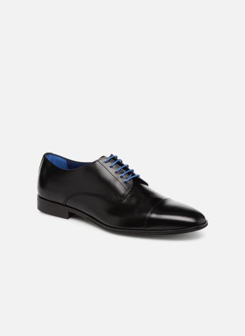 Chaussures à lacets Azzaro REMAKE Noir vue détail/paire