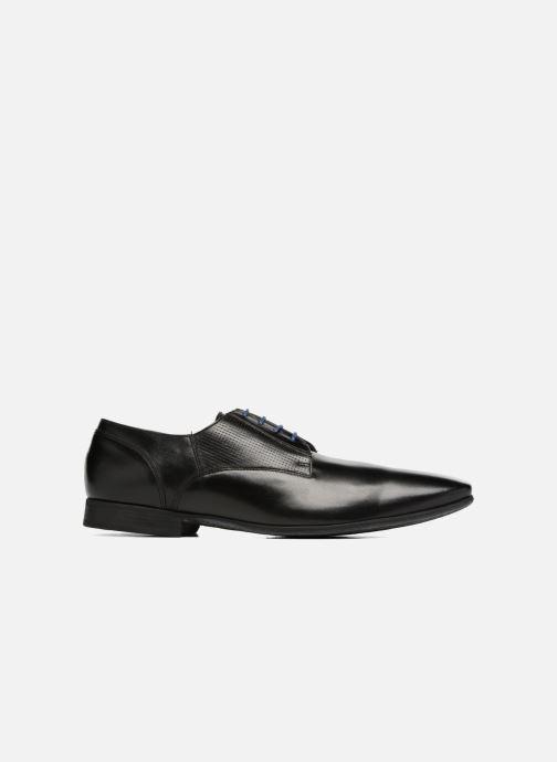 Zapatos con cordones Azzaro AREDLEY Negro vistra trasera