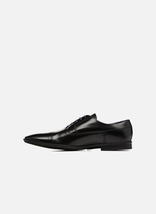 Lace-up shoes Azzaro AVARLIN 96 Black front view