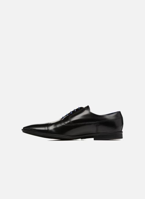 Chaussures à lacets Azzaro AVARLIN 96 Noir vue face