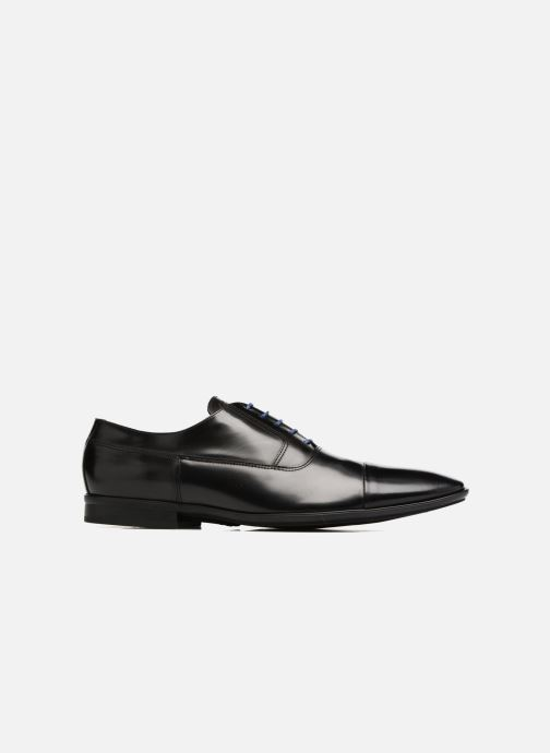 Lace-up shoes Azzaro AVARLIN 96 Black back view