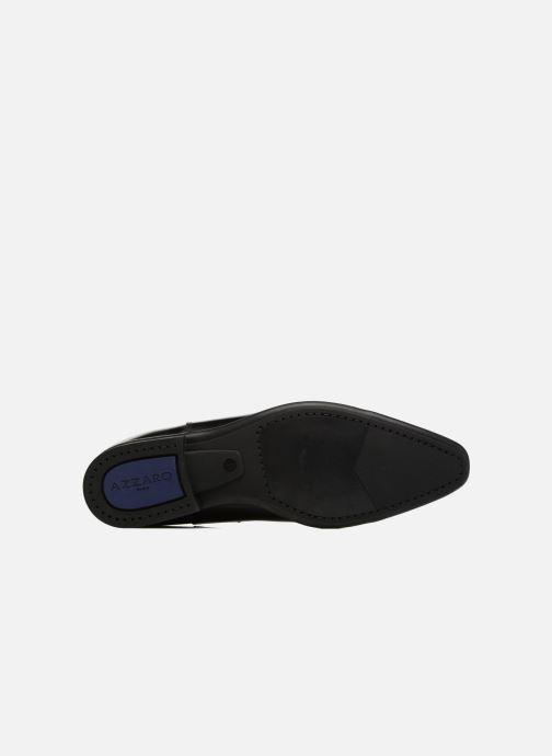 Zapatos con cordones Azzaro AVARLIN 96 Negro vista de arriba