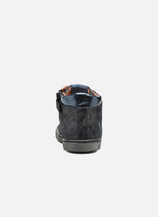 Sneakers Romagnoli Elsa Blauw rechts