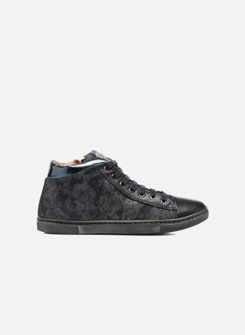 Sneakers Romagnoli Elsa Blauw achterkant