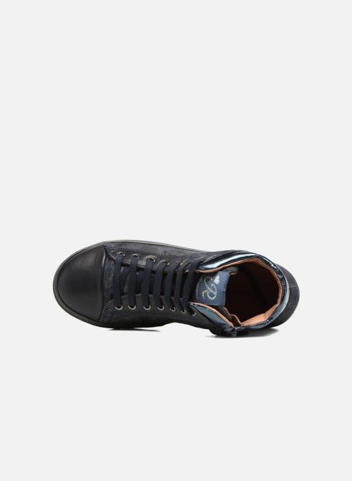 Sneakers Romagnoli Elsa Blauw links