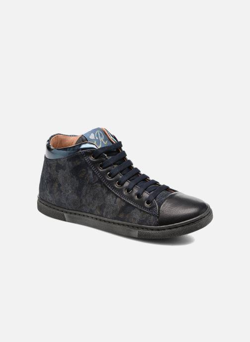 Sneakers Romagnoli Elsa Blauw detail
