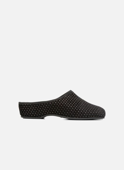 Pantofole Rondinaud Harcy Nero immagine posteriore