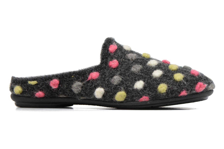 Pantofole Rondinaud Rimarde Grigio immagine posteriore