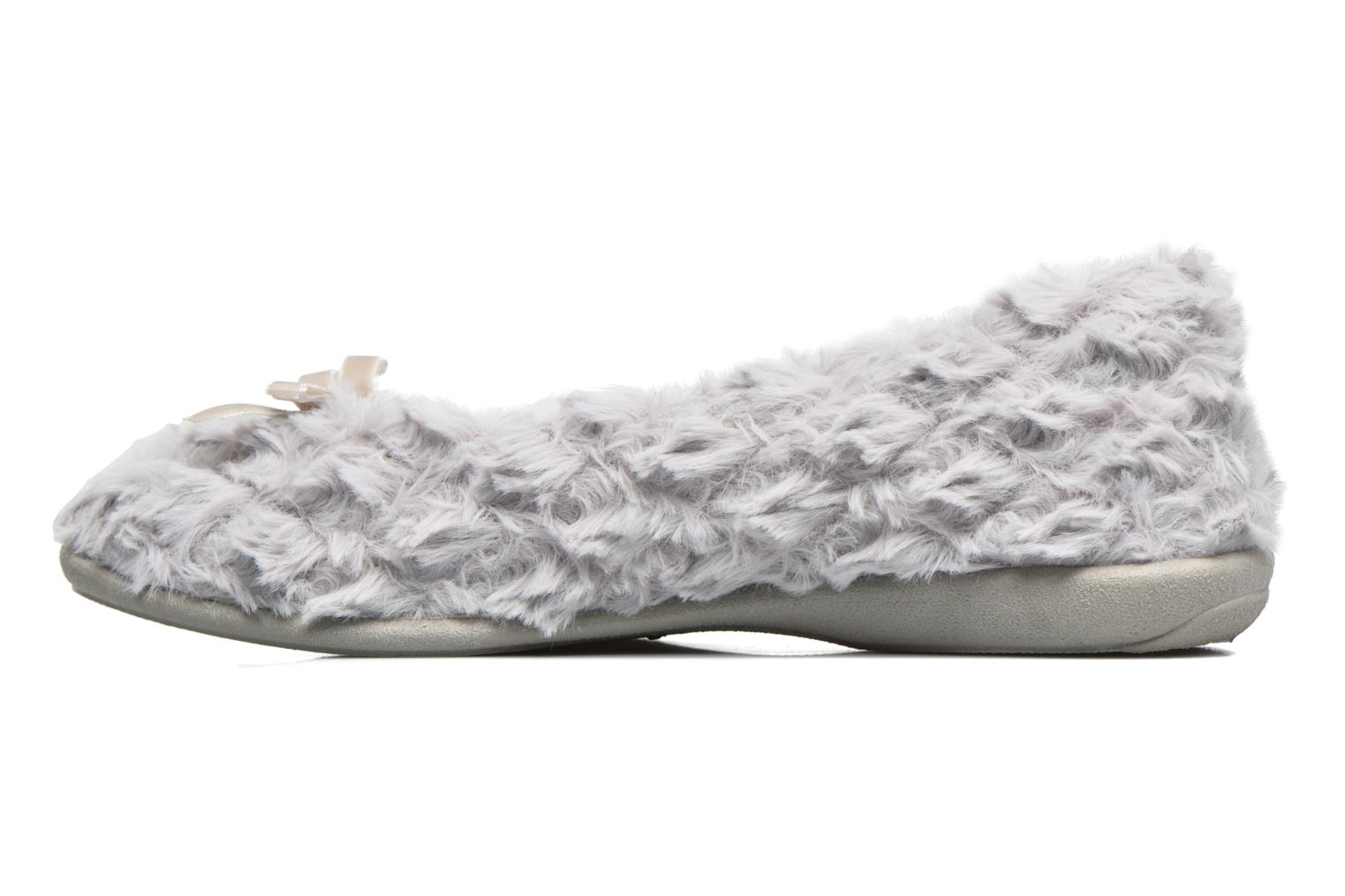 Chaussons Rondinaud Amage Gris vue face