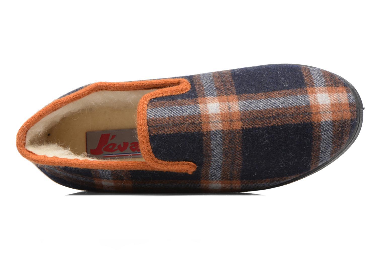 Pantofole Rondinaud Dolus Azzurro immagine sinistra