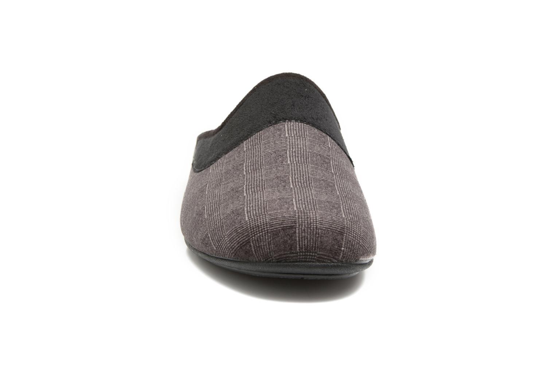 Slippers Rondinaud Semois Grey model view