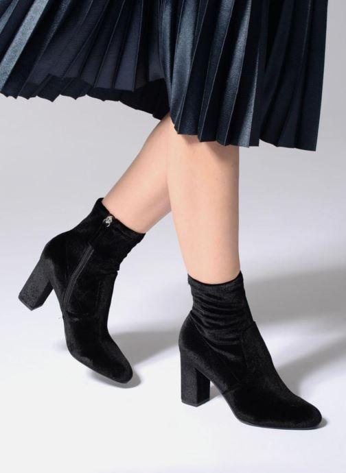 Bottines et boots Steve Madden AVENUE Noir vue bas / vue portée sac