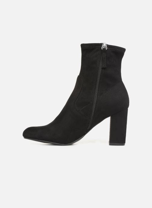Bottines et boots Steve Madden AVENUE Noir vue face
