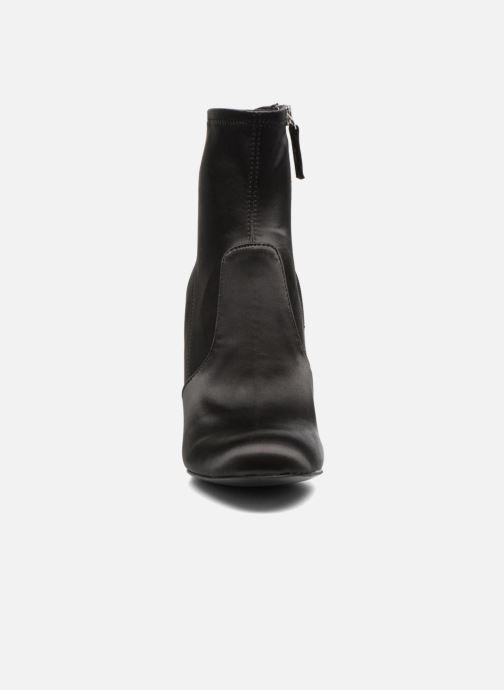 Bottines et boots Steve Madden Gaze Noir vue portées chaussures
