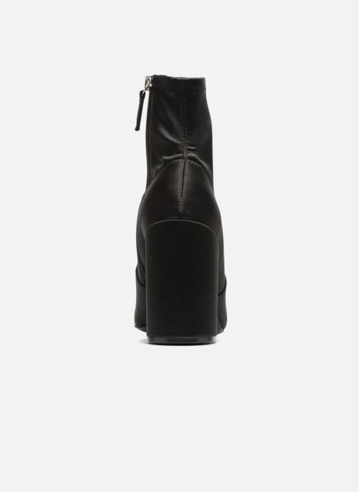 Ankle boots Steve Madden Gaze Black view from the right