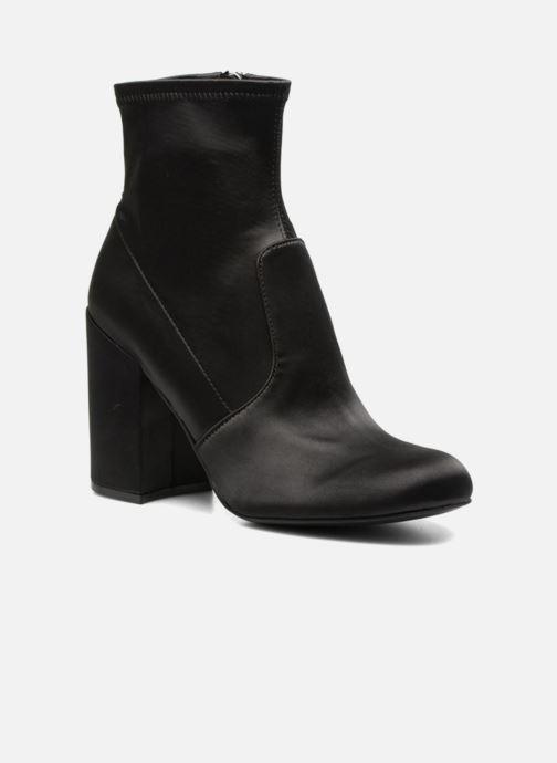 Boots en enkellaarsjes Steve Madden Gaze Zwart detail