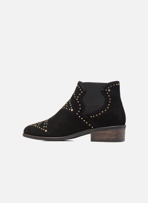 Boots en enkellaarsjes Steve Madden Jipp Zwart voorkant