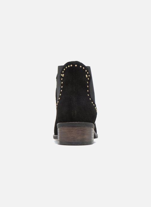 Bottines et boots Steve Madden Jipp Noir vue droite