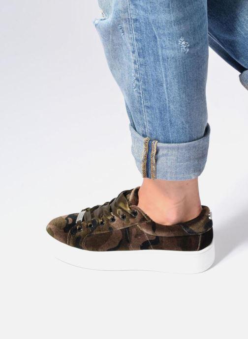Sneakers Steve Madden Bertie V Groen onder