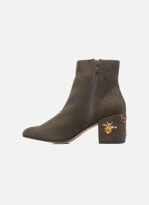 Bottines et boots Steve Madden Livia Vert vue face