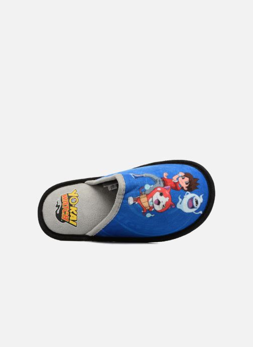 Slippers Yo-Kai Watch  Swan Blue view from the left