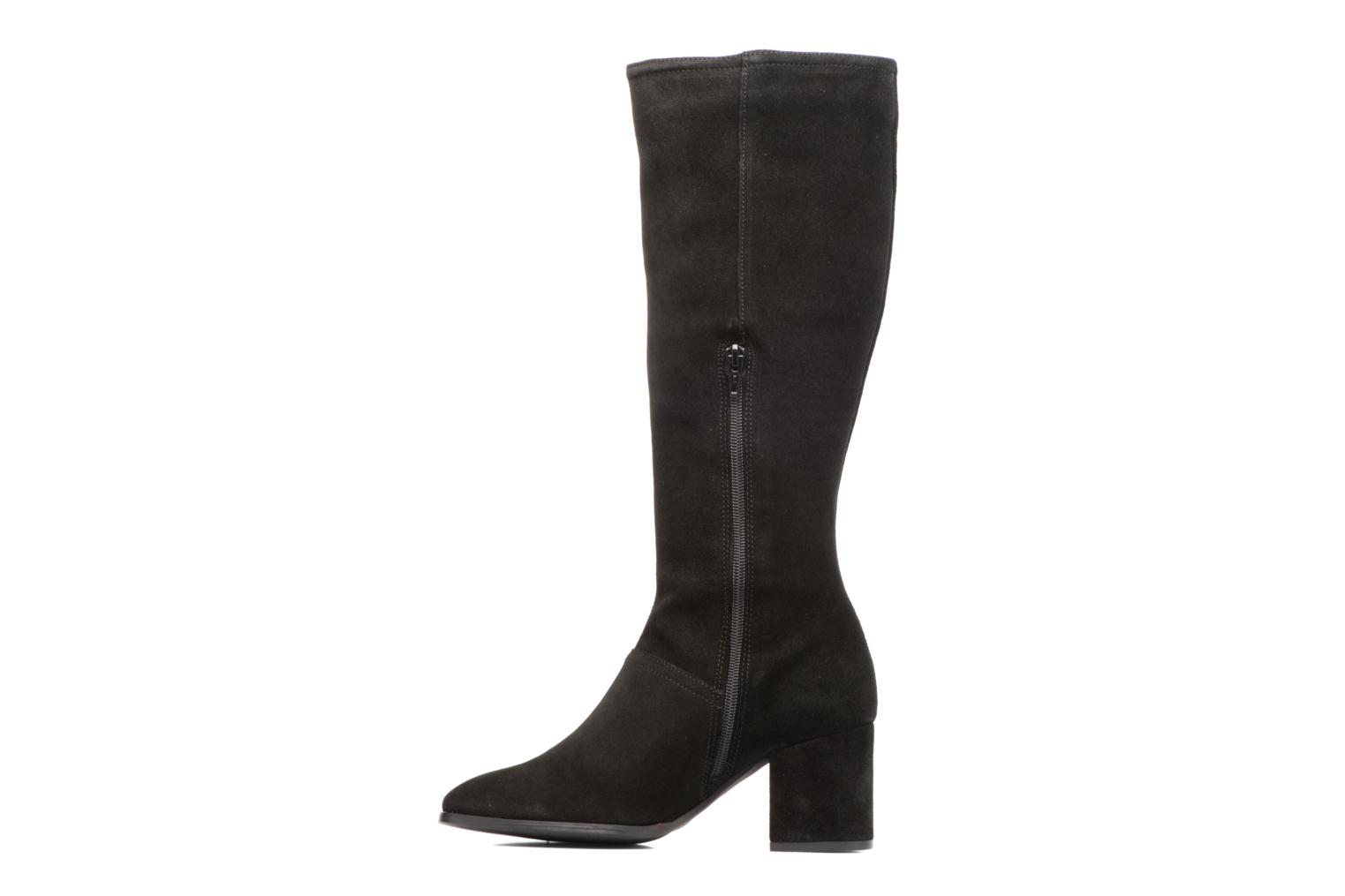 Boots & wellies Georgia Rose Opra Black front view