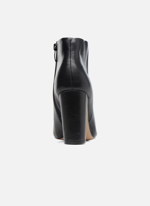 Bottines et boots Buffalo Fouzia Noir vue droite