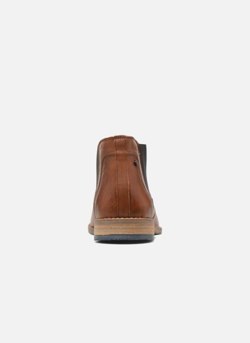 Ankle boots Bullboxer NEWJames Brown view from the right