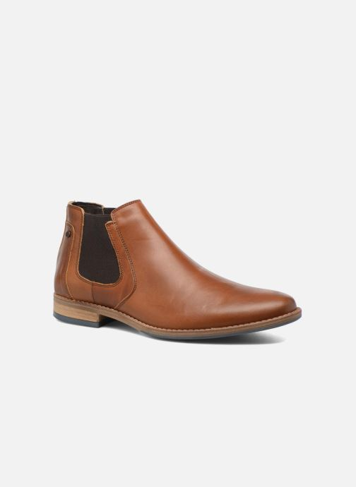 Boots en enkellaarsjes Bullboxer NEWJames Bruin detail