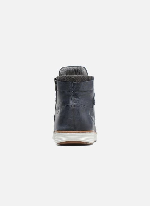 Ankle boots Bullboxer COUSIN DE JASON Blue view from the right