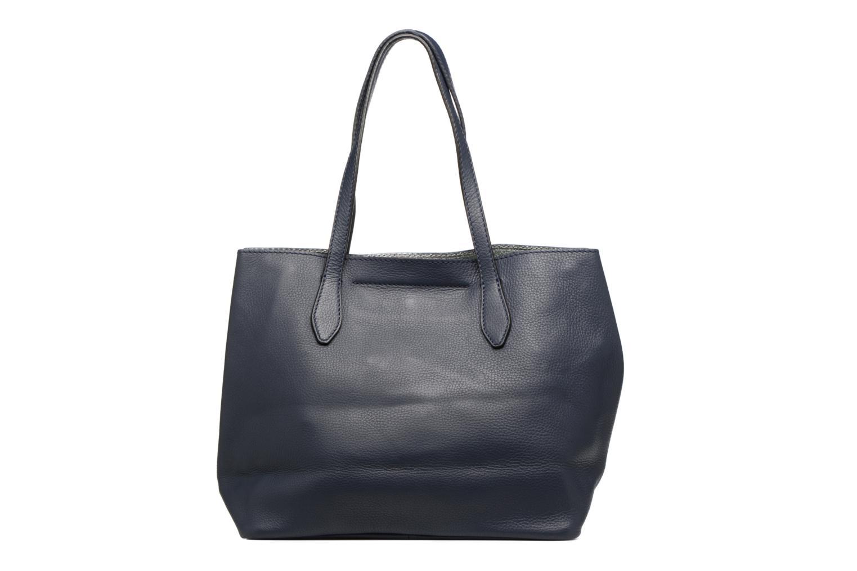 Handtassen Loxwood Sac Shopper Blauw voorkant