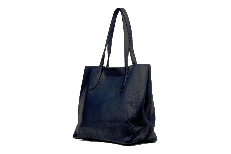 Handtassen Loxwood Sac Shopper Blauw rechts