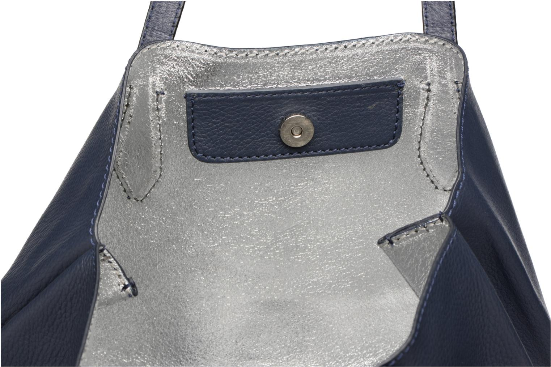 Handtassen Loxwood Sac Shopper Blauw achterkant