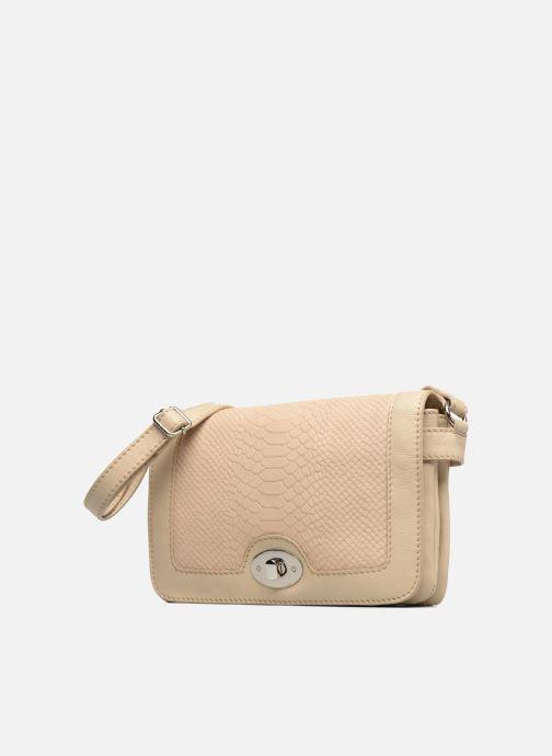 Handtaschen Loxwood Sac Deedee beige schuhe getragen