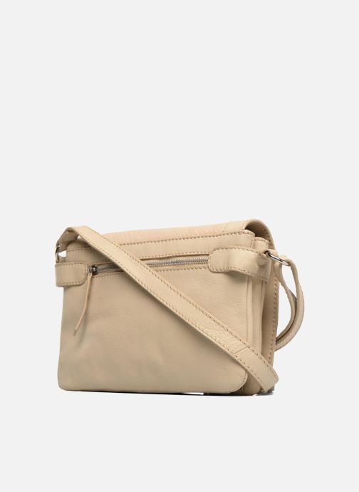 Handtaschen Loxwood Sac Deedee beige ansicht von rechts