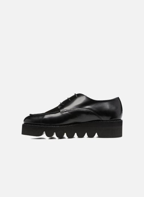 Zapatos con cordones Anaki Stacey Negro vista de frente