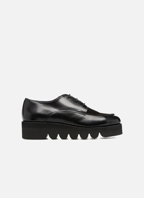 Zapatos con cordones Anaki Stacey Negro vistra trasera