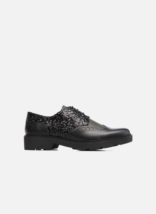 Chaussures à lacets Anaki Nicky Noir vue derrière
