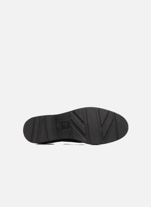 Chaussures à lacets Anaki Nicky Noir vue haut