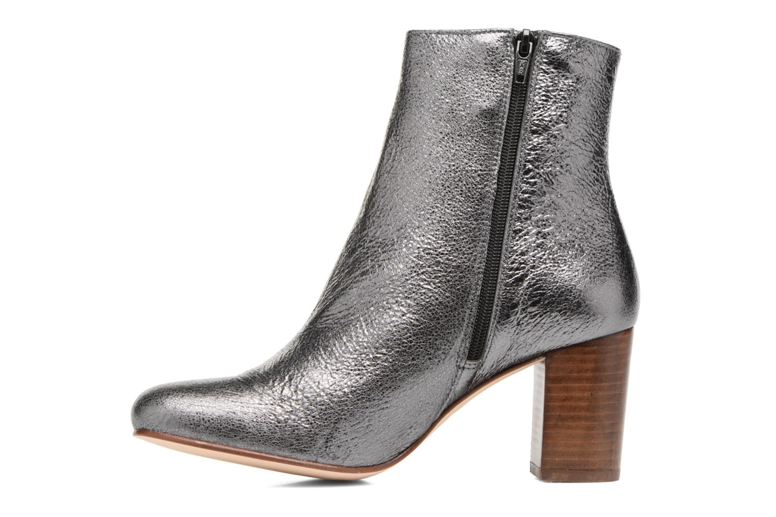 Ankle boots Anaki Lux Grey front view