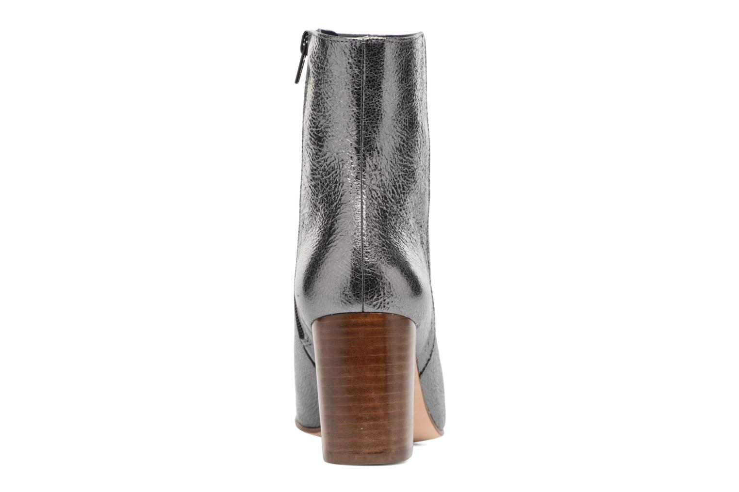 Ankle boots Anaki Lux Grey view from the right