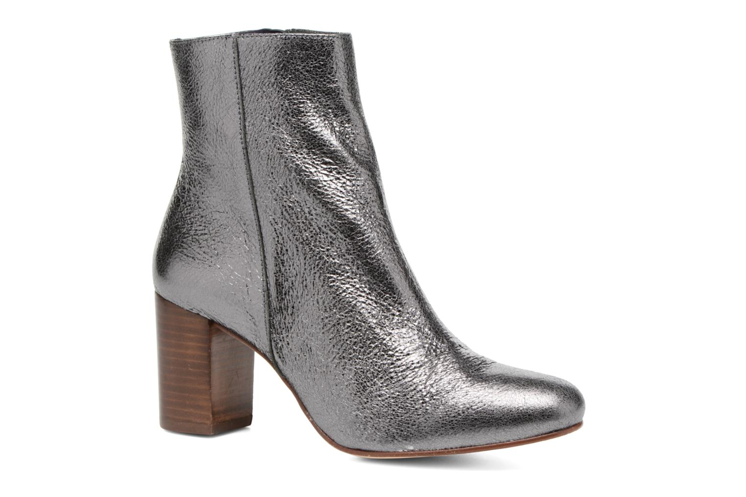Ankle boots Anaki Lux Grey detailed view/ Pair view