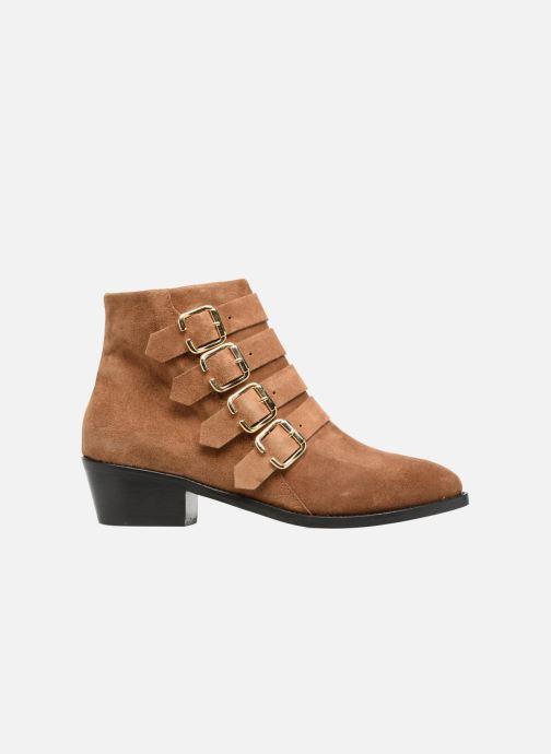 Bottines et boots Anaki Sofia Marron vue derrière