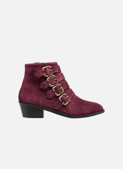 Ankle boots Anaki Sofia Purple back view