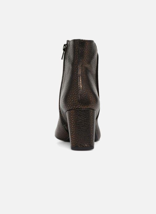 Bottines et boots Anaki Virgin Marron vue droite